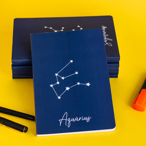 Horoscope Notebook (Set of 1)