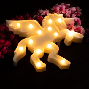 Marquee Light - Unicorn (White)