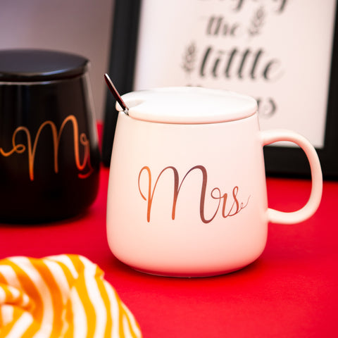 """Mr & Mrs"" Mugs #2"