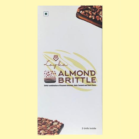 Almond Brittle Box