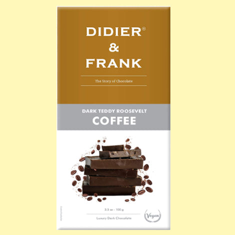 Didier & Frank Coffee Dark Chocolate (50g)
