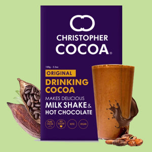Drinking Chocolate Cocoa Powder