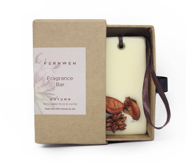 Fragrance Bar ( Autumn- Floral And Vanilla)