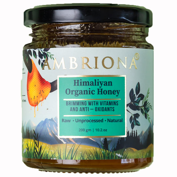 Ambriona - Himaliyan Organic Honey