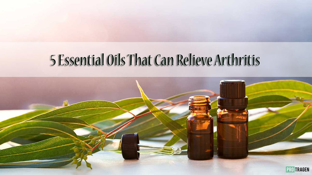 5 Essential Oils That Can Relieve Arthritis