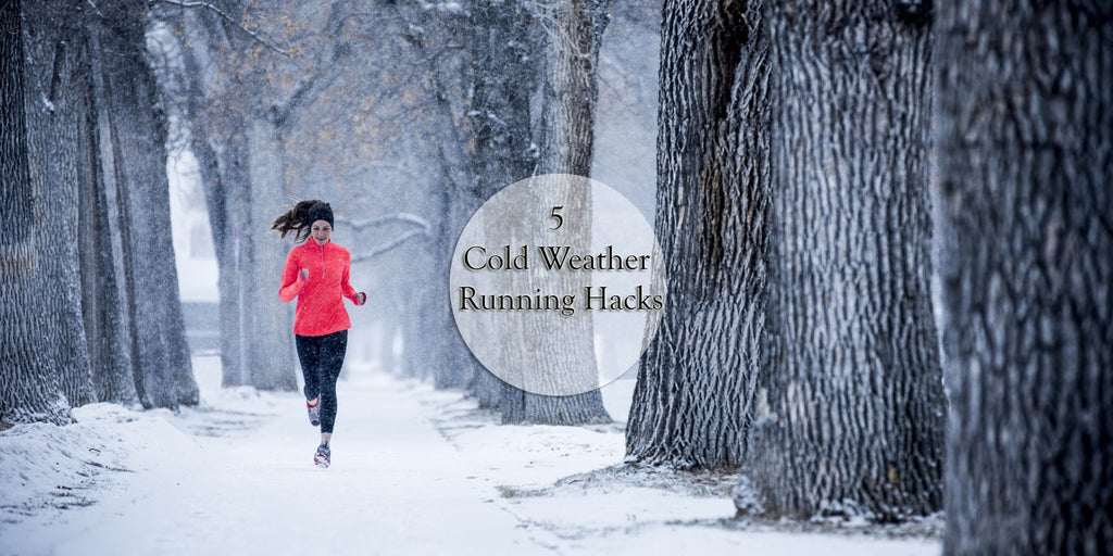 5 Cold Weather Running Hacks
