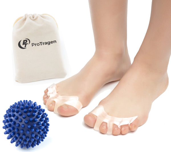 ProTragen Transparent Toe Separators