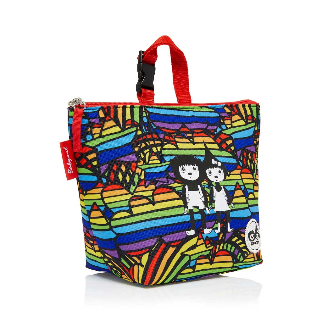 Zip n Zoe Lunch Bag