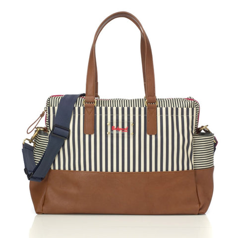 Babymel Millie Stripe Navy