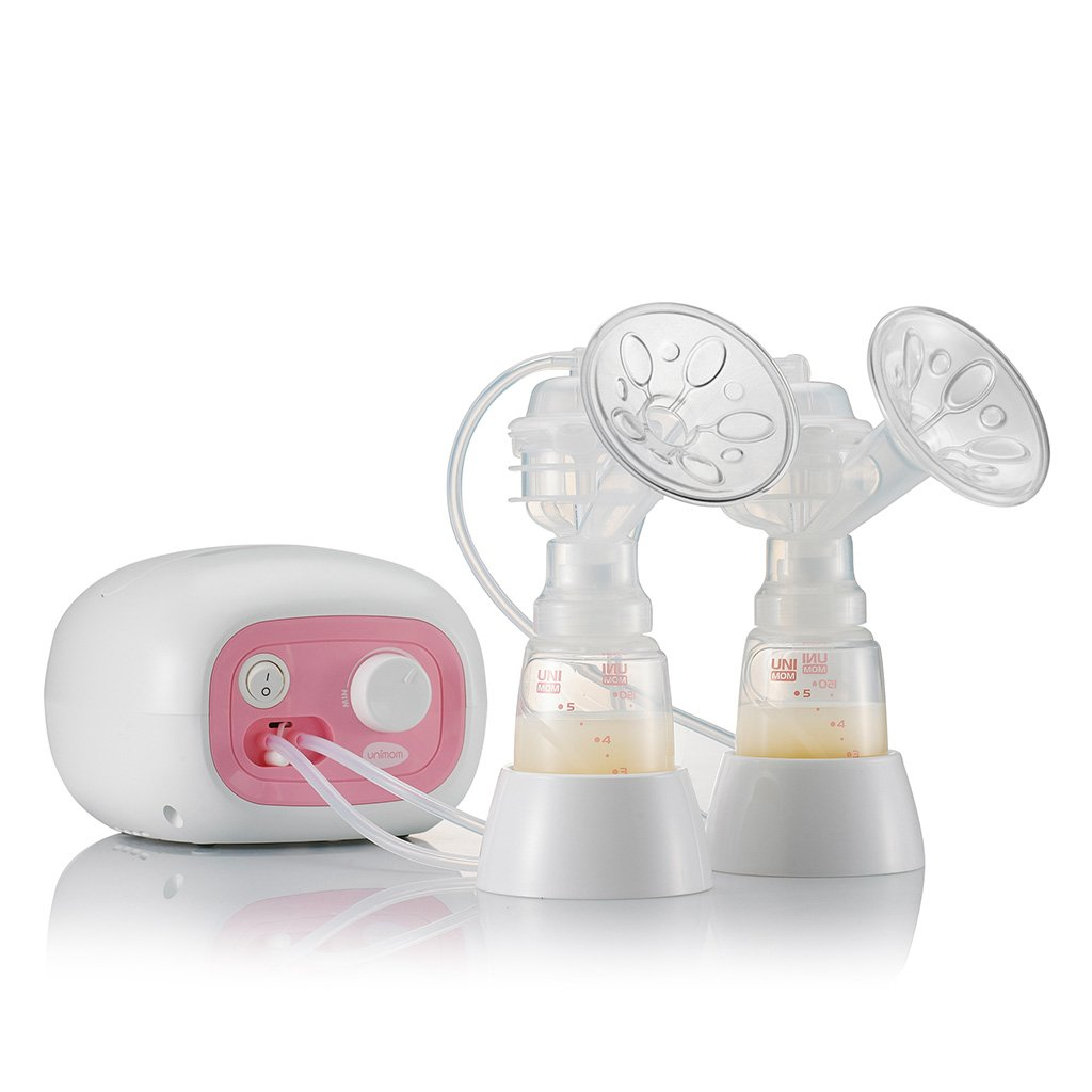 UNIMOM Double Breast Pump
