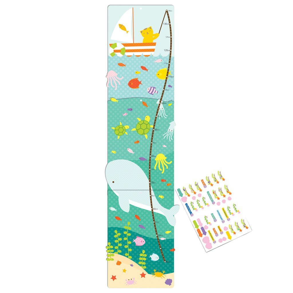 GIFTHING LETS GO FISH GROWTH CHART