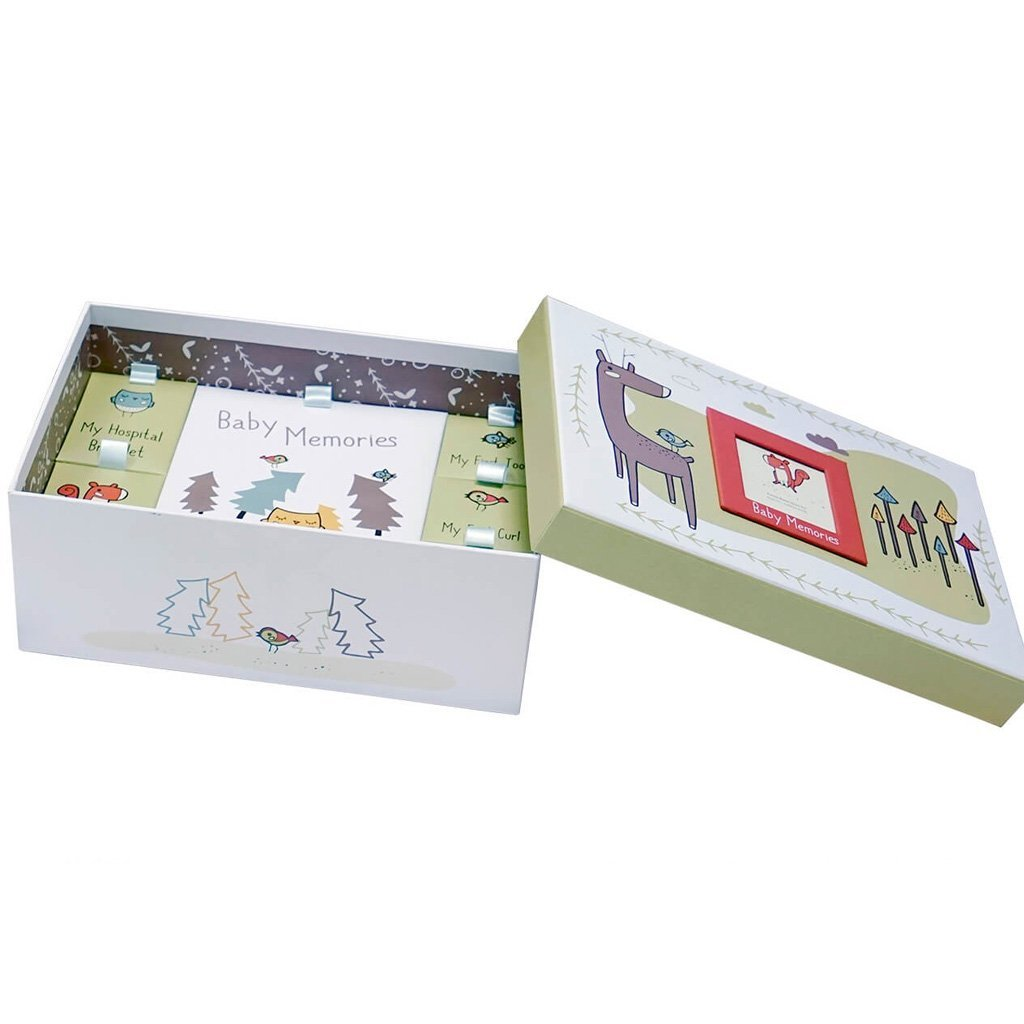 Gifthing Forest Room Deco Set