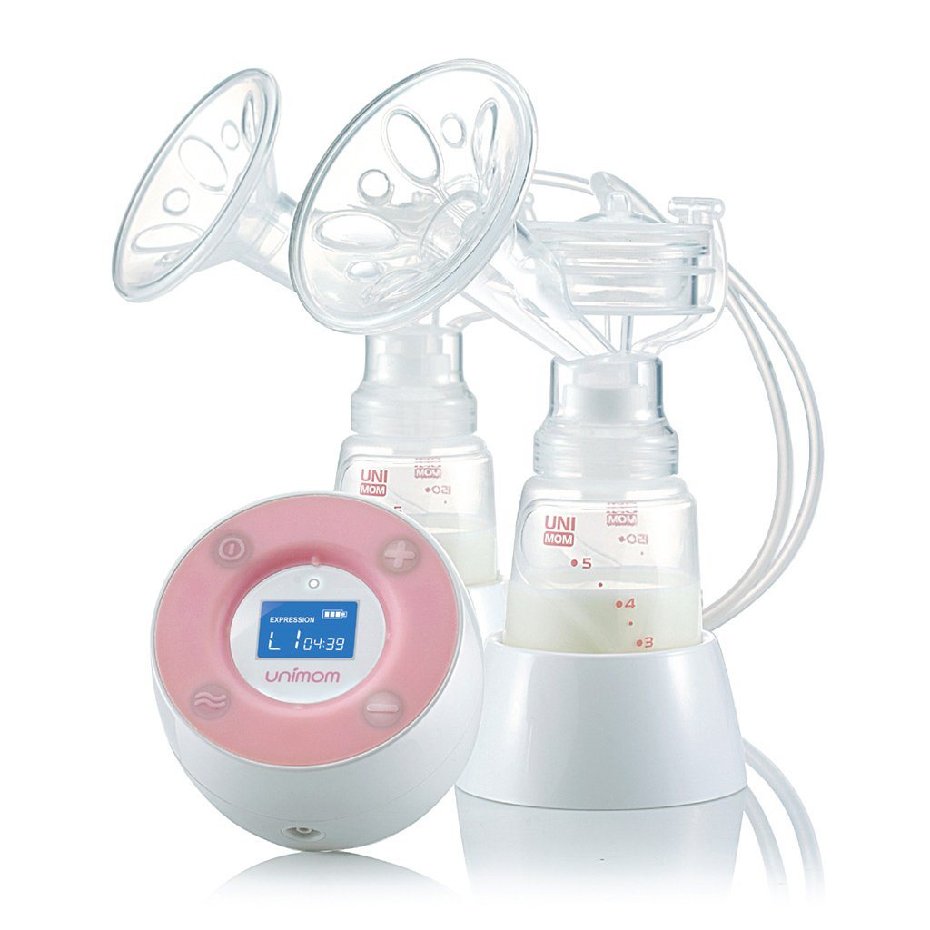 UNIMOM Minuet LCD Double Breast Pump