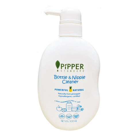 PiPPER Standard Bottle N Nipple Cleaner Gentle Fresh 500ml