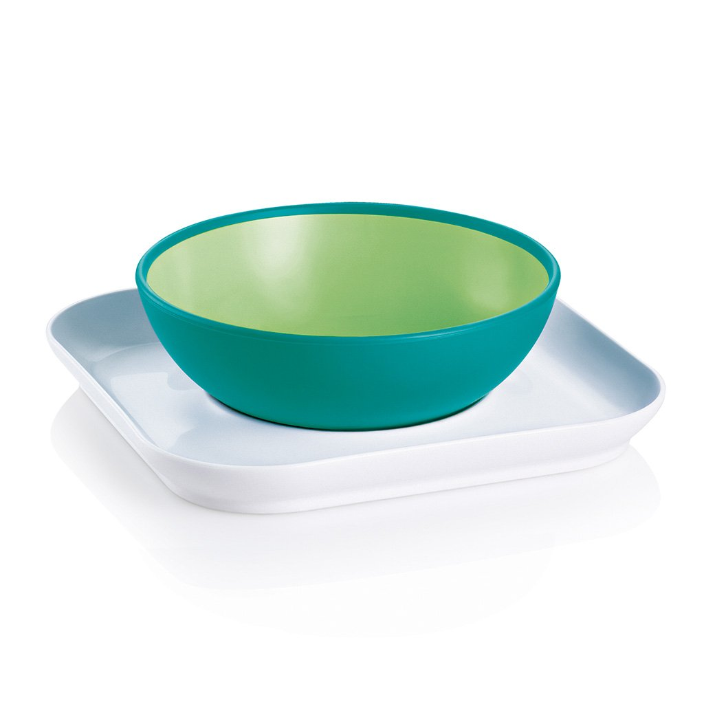 MAM AFD4601 BABY BOWL W PLATE