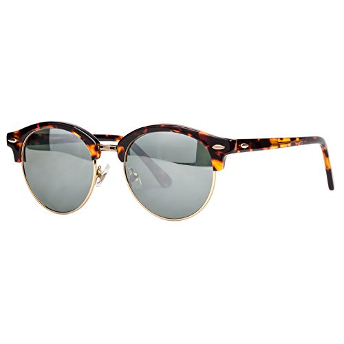 Colossein Orange Label Polarized Sunglasses ,Handcrafted Acatate Frame