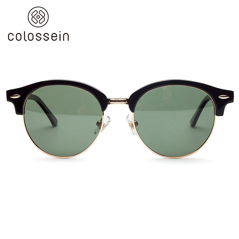 Women Vintage Designer High Quality Polarized Sunglasses - Colossein Fashion polarized Sunglasses Vintage  Retro handcraft for men women