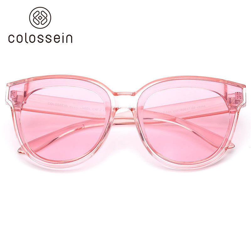 Vintage Fashion Sunglasses 2018 For Women - Colossein Fashion polarized Sunglasses Vintage  Retro handcraft for men women