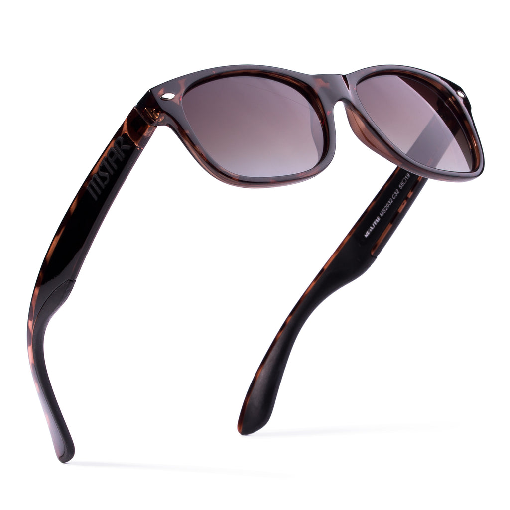 COLOSSEIN MSTAR POLARIZED SUNGLASSES FOR WOMEN,TR90 FRAME WITH UV400 LENSES
