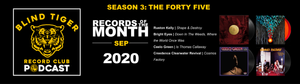 Season 3: The Forty Five - September 2020 Records of the Month