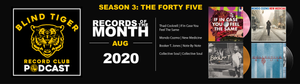 Season 3: The Forty Five - August 2020 Records of the Month