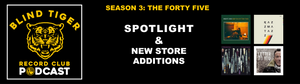 Season 3: The Forty Five - November Spotlight Album & New Store Additions