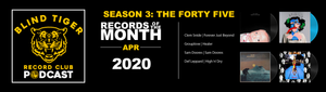 Season 3: The Forty Five - April 2020 Records of the Month