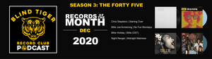 Season 3: The Forty Five - December 2020 Records of the Month