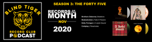 Season 3: The Forty Five - November 2020 Records of the Month