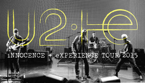 B.T.R.C. Record Store Collector's Series Presents U2 Innocence / Experience Set