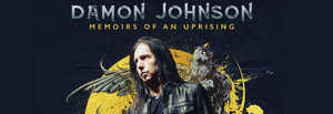 Damon Johnson - Memoirs Of An Uprising (Ltd. Ed. Autographed Red Vinyl)