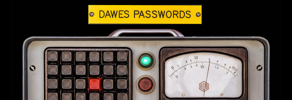 August Singer Songwriter Record of the Month - Dawes - Passwords (Gold Vinyl, 2XLP)