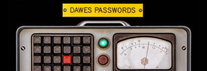August Singer Songwriter Record of the Month - Dawes - Passwords (Ltd. Ed. translucent yellow vinyl)