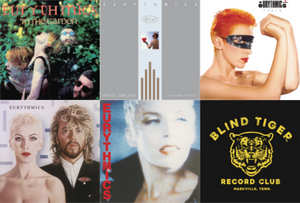 Eurythmics Collector's Series Bundle