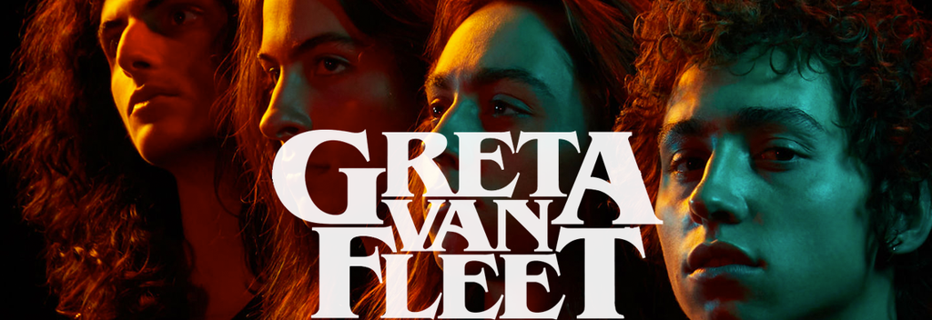 November Rock Record of the Month - Greta Van Fleet - Anthem of the Peaceful Army