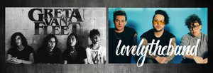 July Discover Records of the Month - Greta Van Fleet - Black Smoke Rising / lovelytheband - everything I could never say... (Ltd. Ed. white-colored vinyl, 150g)