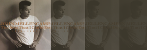 October Classic Rock Record of the Month - John Mellencamp - The Best That I Could Do 1978-1988 (Ltd. Ed.)