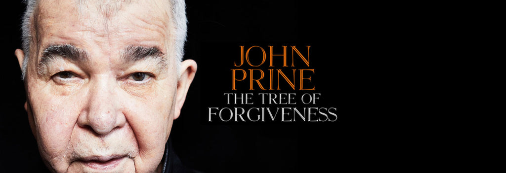 May's Singer Songwriter Record of the Month - John Prine - The Tree of Forgiveness (Ltd. Ed. Green Vinyl)