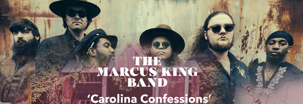November Jazz Soul & Blues Record of the Month - Marcus King Band - Carolina Confessions (180g)
