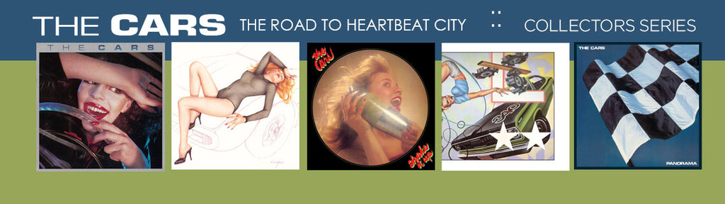 The Road to Heartbeat City Collector's Series