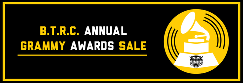 The B.T.R.C. Annual Grammy Awards Sale
