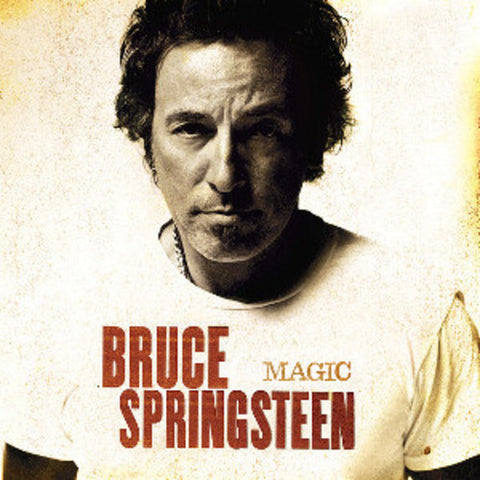 Bruce Springsteen - Magic - Blind Tiger Record Club