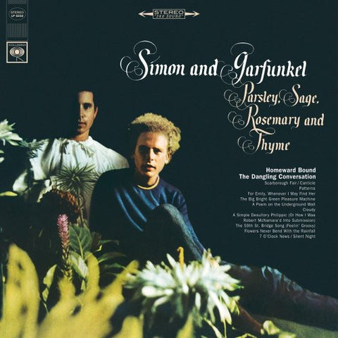 Simon & Garfunkel - Parsley, Sage, Rosemary and Thyme - Blind Tiger Record Club