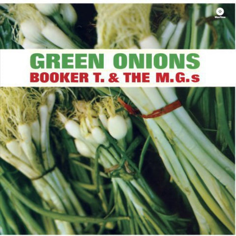 Booker T & the Mg's - Green Onions (Ltd. Ed. 180G Green Vinyl) - Member Exclusive