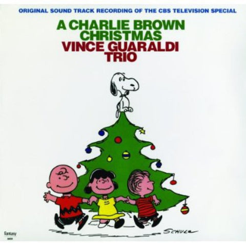 Vince Guaraldi: A Charlie Brown Christmas (Ltd. Ed. Green Vinyl) - Blind Tiger Record Club