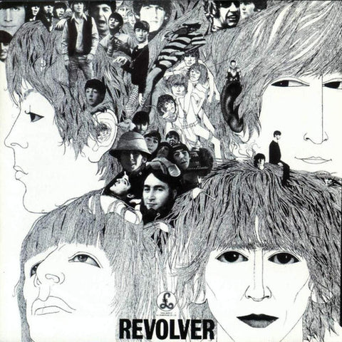 The Beatles - Revolver (Ltd. Ed. 180 Gram Vinyl) - Blind Tiger Record Club