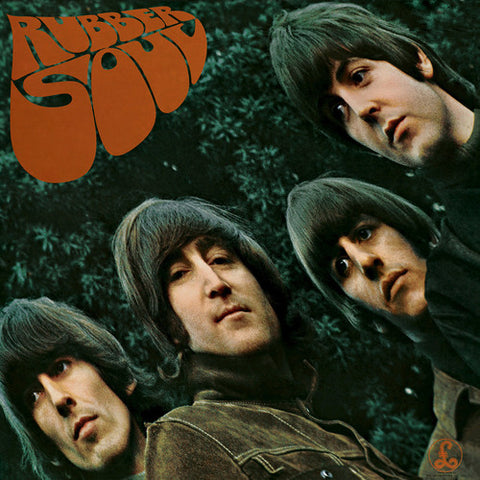 The Beatles - Rubber Soul (Ltd. Ed. 180 Gram Vinyl, Remastered, Reissue)