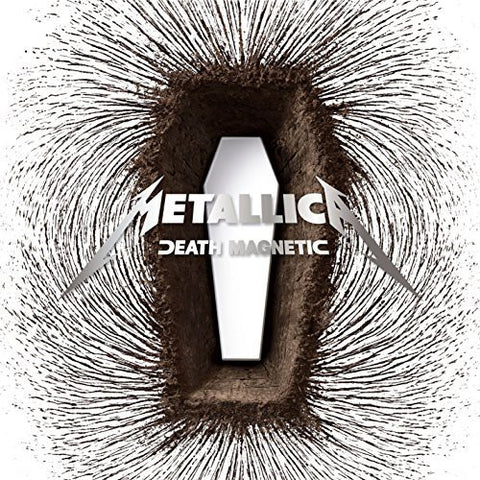 Metallica - Death Magnetic (2xLP) - Blind Tiger Record Club