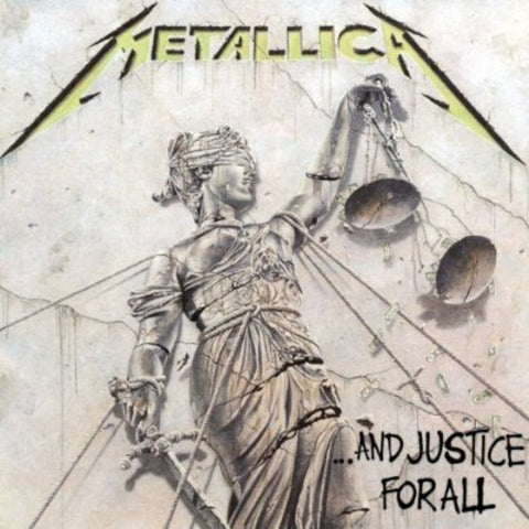 Metallica - And Justice for All (180G, 2XLP)