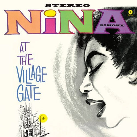 Nina Simone - At the Village Gate [Import]